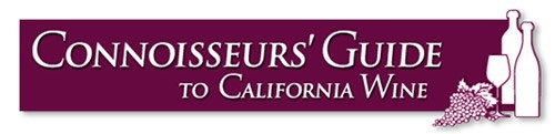 Connoisseur's Guide to California Wine Logo